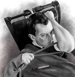 Sherlock bored by Rapsag