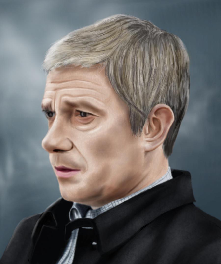 John Watson by Rapsag