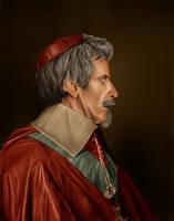 Richelieu (Peter Capaldi)