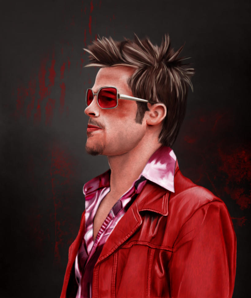 Tyler Durden by Rapsag