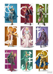Fantasy Senshi