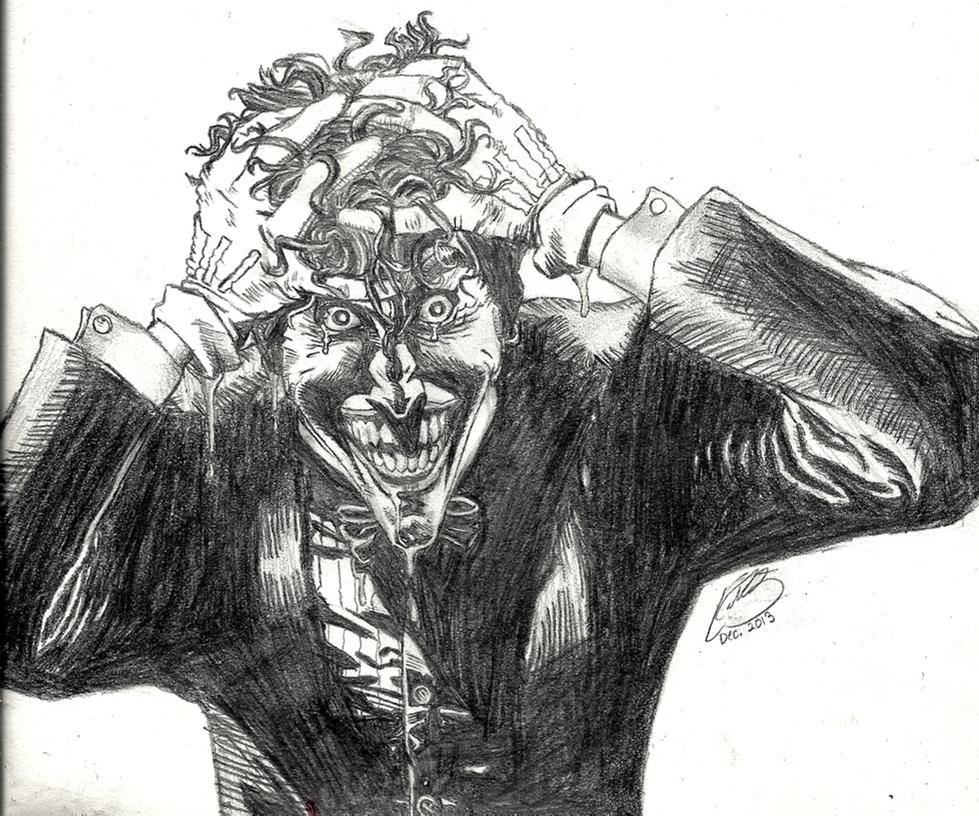 Joker by Heavy-Metal-Thunder