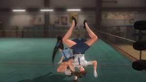 Hitomi vs Momiji Final Alternate D