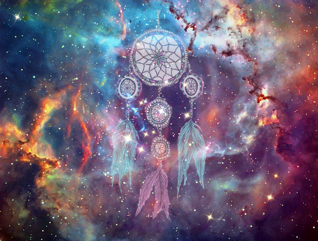 Dream catcher galaxy by leeanna rose on deviantart dream catcher galaxy by leeanna rose voltagebd Images