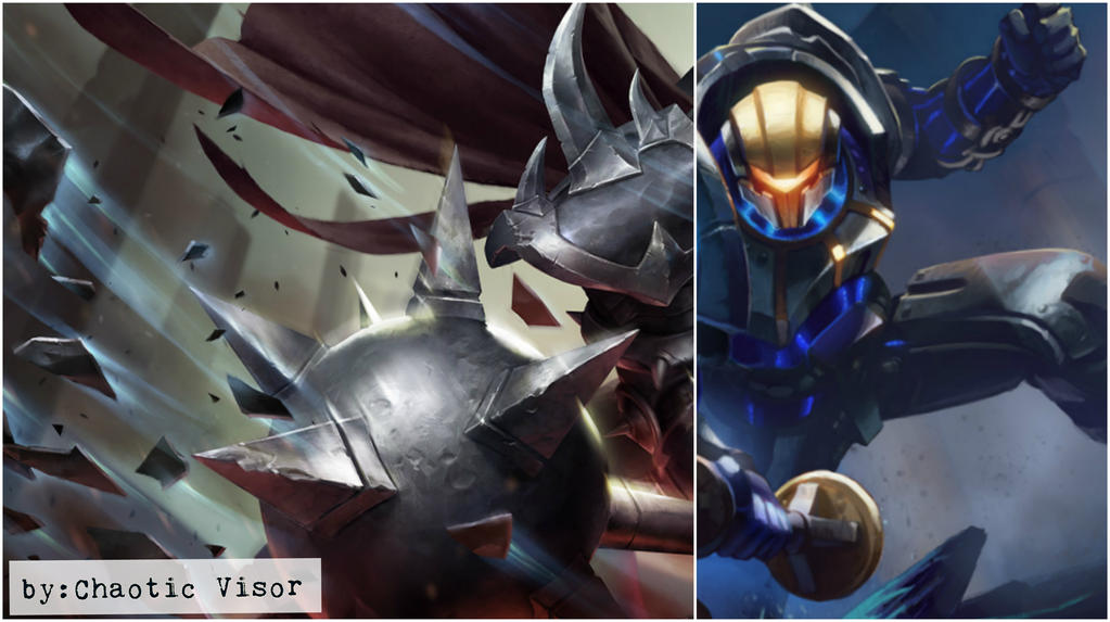 Lol champ fusion jayce and mordekaiser by chaoticvisor on deviantart lol champ fusion jayce and mordekaiser by chaoticvisor voltagebd Images