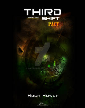 Poster of Third Shift Cover Back Cover