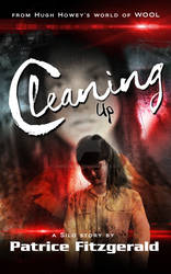 Cover Art for Cleaning Up - Patrice Fitzgerald