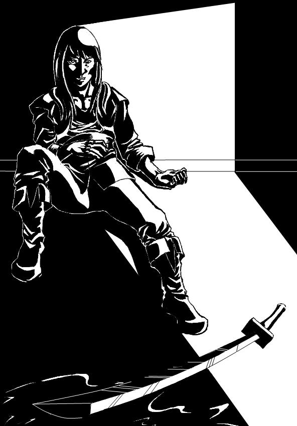 ToV: Vigilante by DarkVal