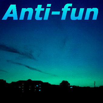 Antifun by scamer38
