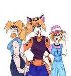Peebo Sisters
