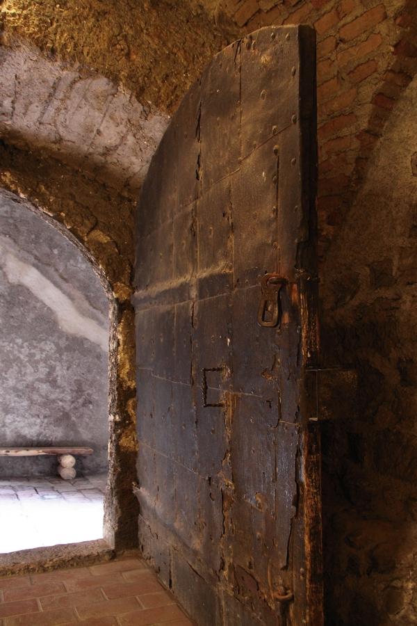 Doors open 11th Century by BeauNestor