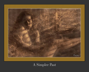 A Simpler Past by BeauNestor