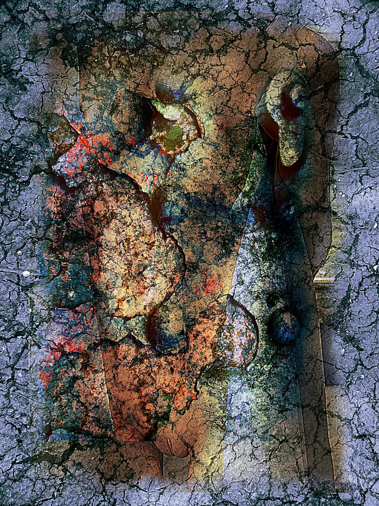 Pavement Cracks-MeldedB by BeauNestor