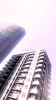 Tokyo Sky Life by leeislee