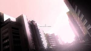 Tokyo Sunrise by leeislee