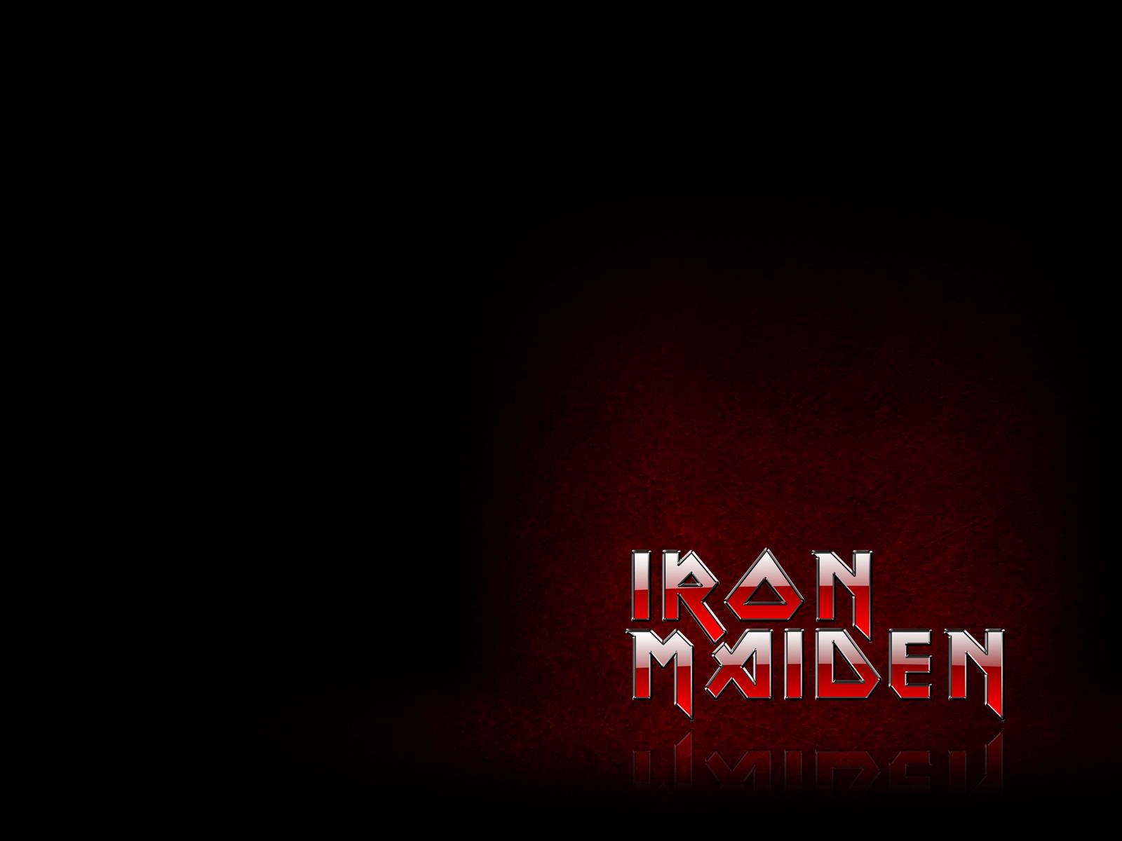 Iron Maiden Logo By Leeislee