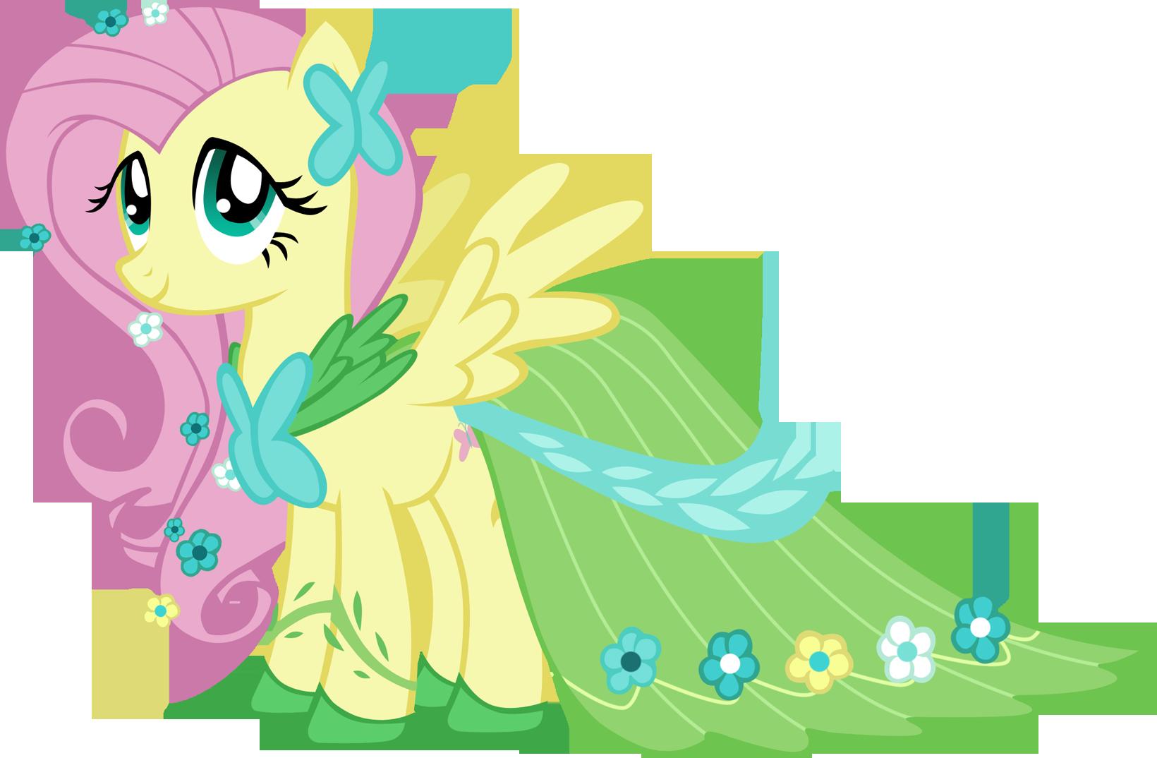 Fluttershy Gala Dress by Fluttershy70 on DeviantArt