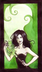 Bellatrix Lestrange by Achen089