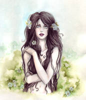 Gardenia by Achen089