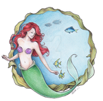 The Mermaid named Ariel