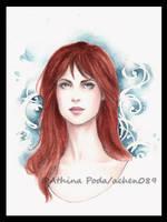Commission:Sophie by Achen089