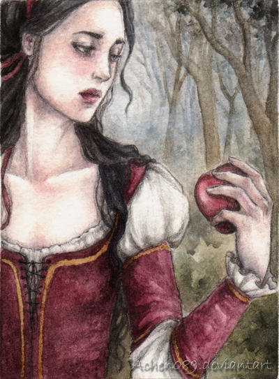 ACEO: Snow White by Achen089
