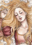 ACEO : Sleeping Beauty