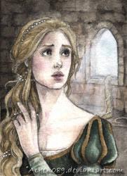ACEO Rapunzel by Achen089