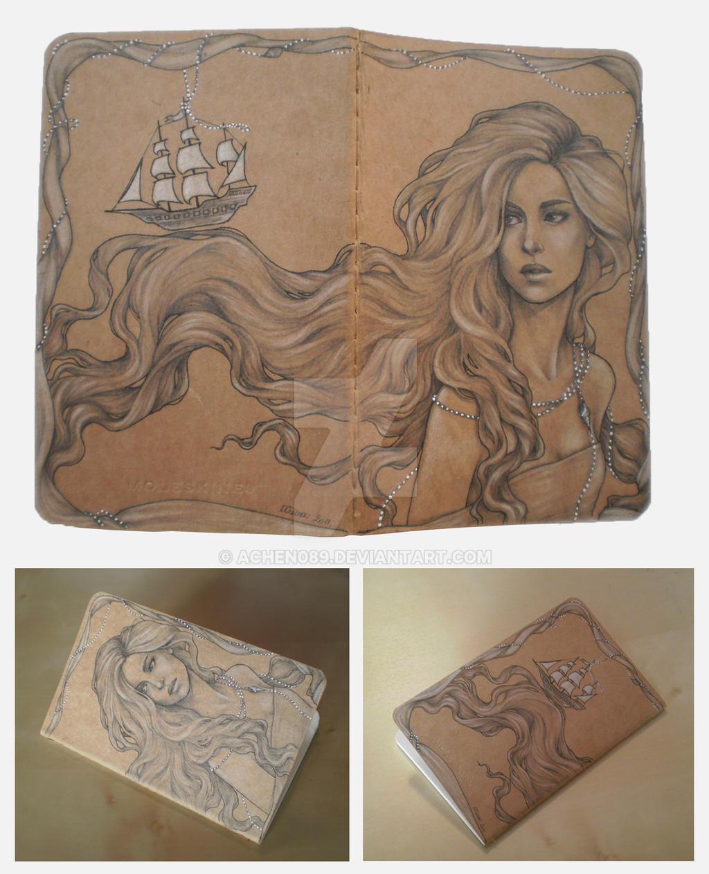 The Sea Journal II by Achen089