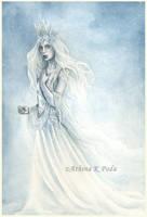 The Snow Queen by Achen089