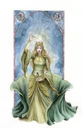 The Enchantress by Achen089