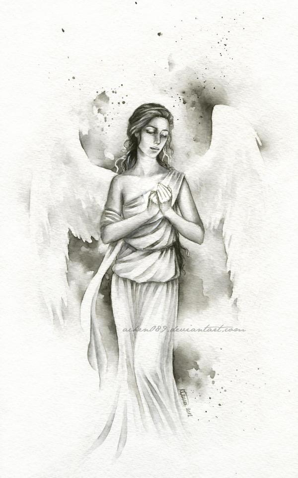 Angel by Achen089