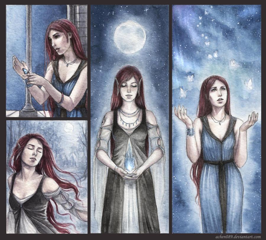 Moonlit Magic by Achen089