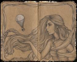 The Wind Journal by Achen089