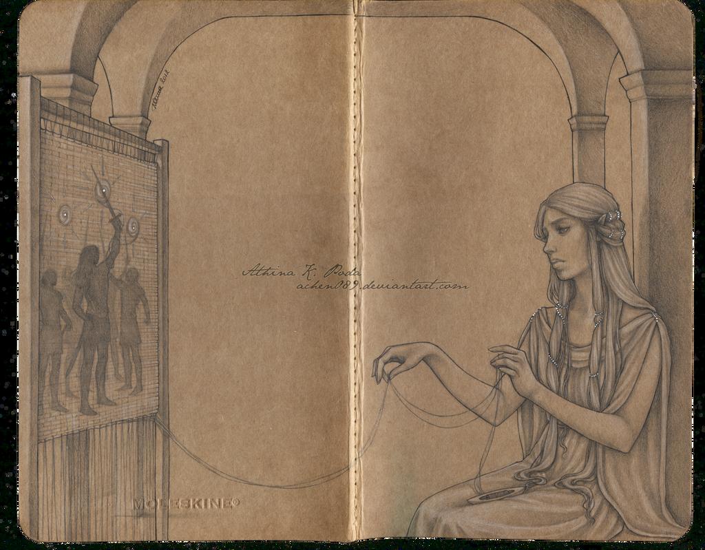 Miriel Journal by Achen089