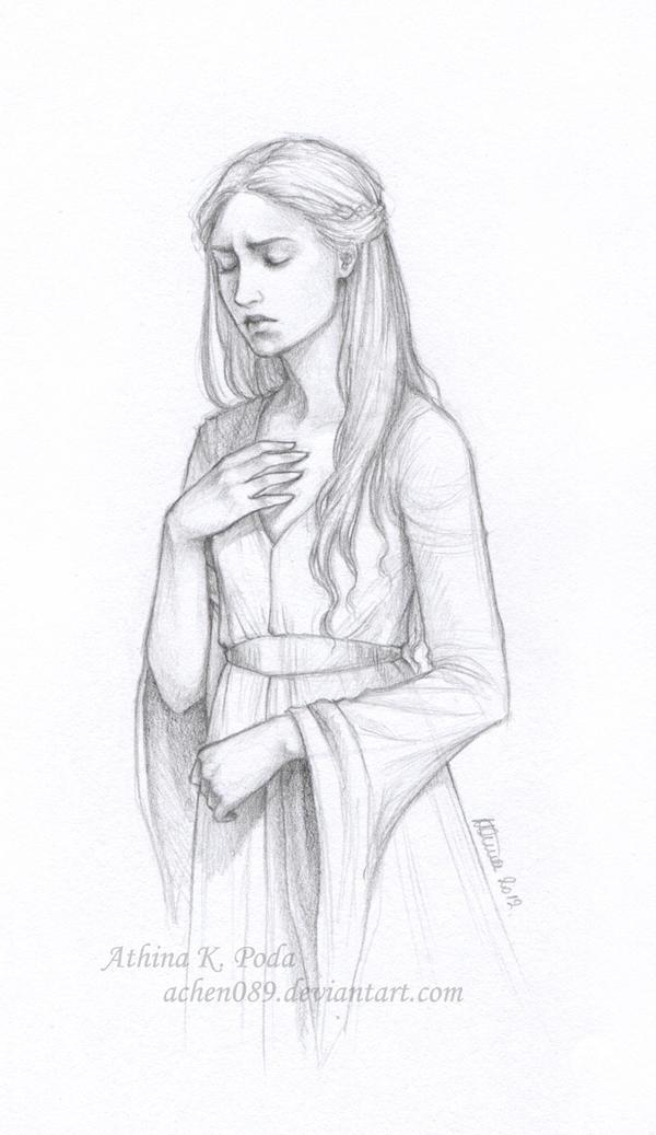 Sansa Stark by Achen089