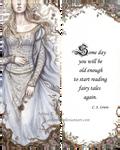 Sleeping Beauty Bookmark