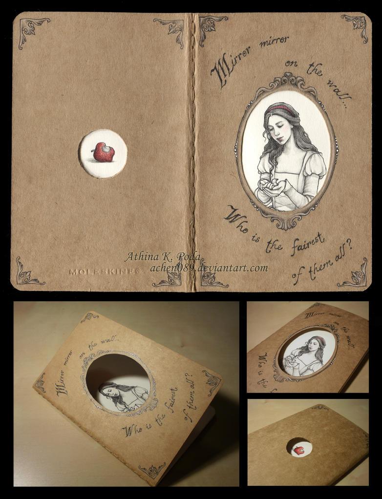 Snow White Journal by Achen089