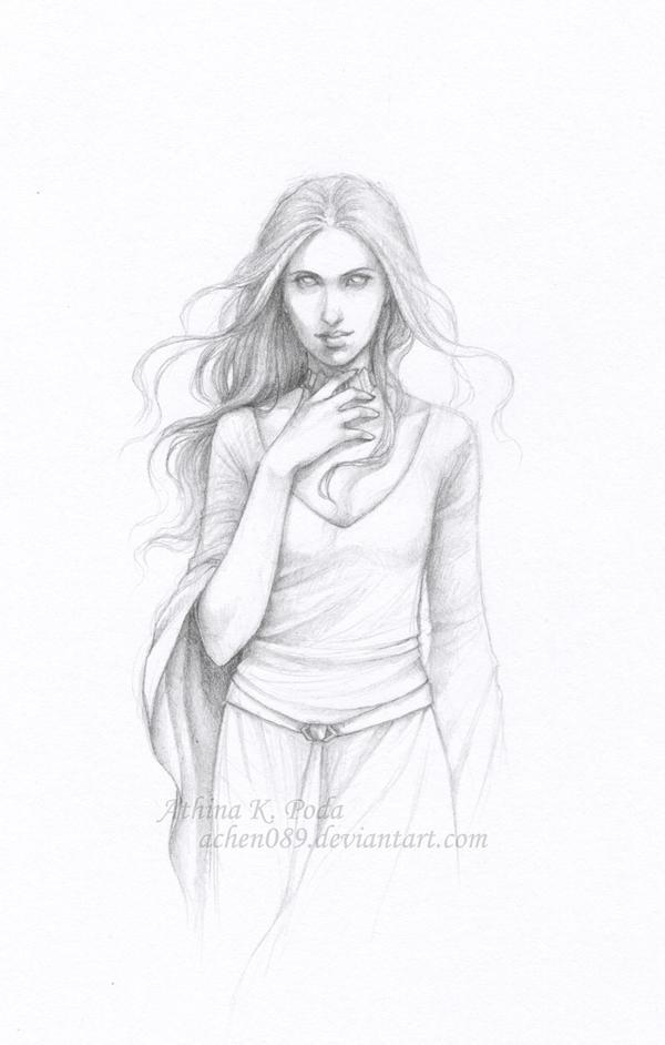 Melisandre by Achen089