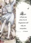 Alice In Wonderland Bookmark