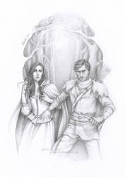 OUaT - The Huntsman and the Wolf by Achen089