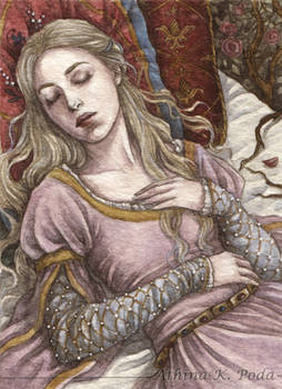 ACEO : Sleeping Beauty II