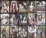 Perna Fairy Tale Cards