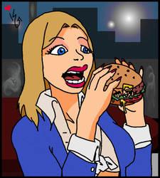 Duke Nukem Forever - The REAL Duke Burger by kalahee
