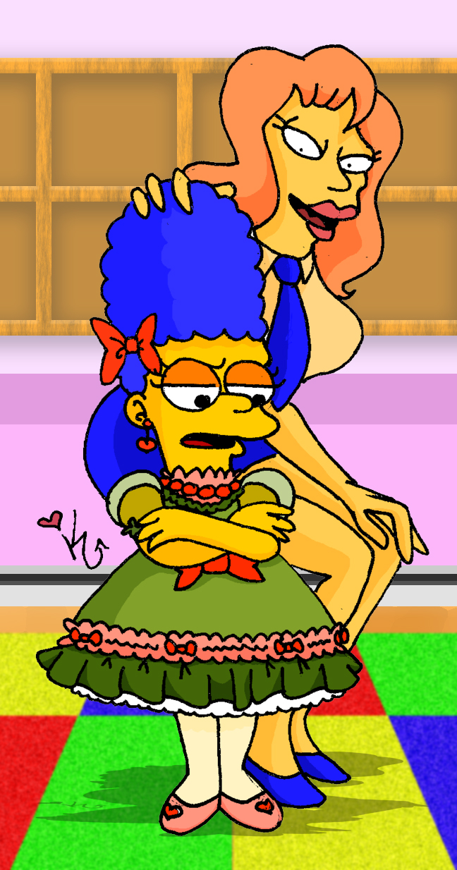 Simpsons Porn Homer And Mindy