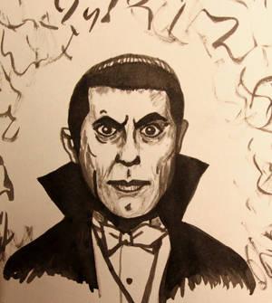 Inktober16 #1: The Count