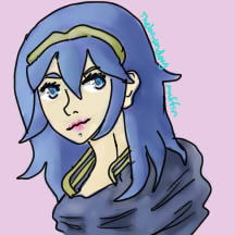 Lucina by TheBirthdayMuffin
