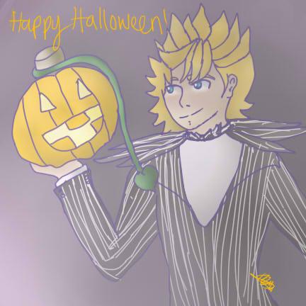 Halloween 2014 by TheBirthdayMuffin