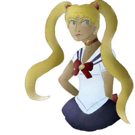 Sailormoon by TheBirthdayMuffin