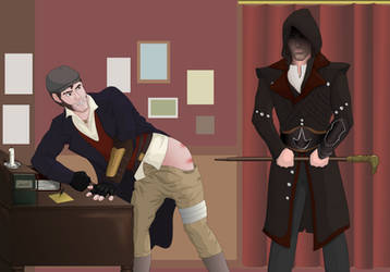 Assassin In Trouble by Feyd-Rautha3